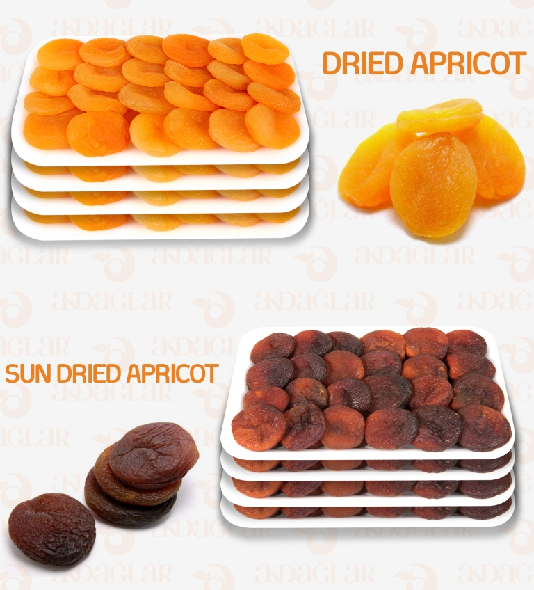 Arvilas.us - Dired Apricots